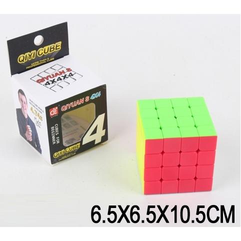 Кубик логика EQY506 (1634475) (168шт4) 4*4, в коробке 6,5*6,5*10,5 см рис. 1