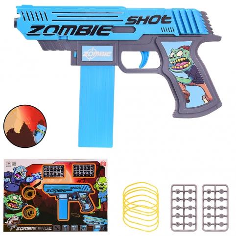 Игровой набор Zombie Shot NF170A(48шт2)в комплекте оружие и аксессуары, в кор. 43*3*30 см, р-р игру рис. 1