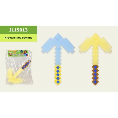 Меч JL15013 (144шт2) 2 цвета,в пакете 24*39 см, р-р игрушки - 21*3*33.5 см рис. 1