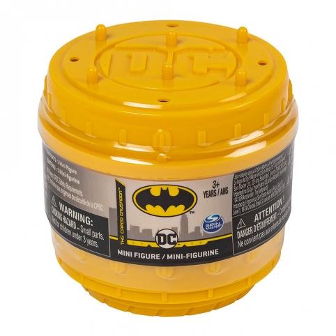 Іграшковий набір фігурок арт. 6055954, Batman, у банці 7*7*7,5 см,  24 шт у дисплеї 26*29*14,5 см рис. 1