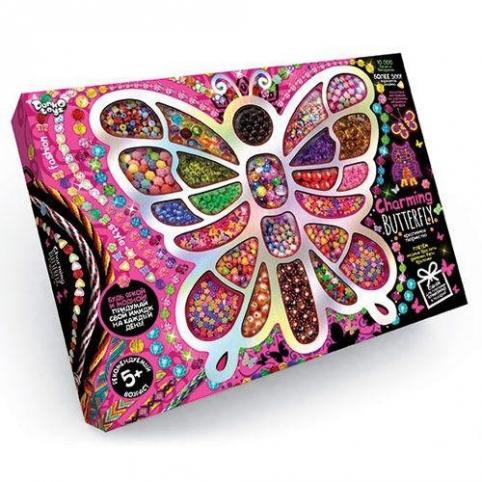 """Набір креативної творчості """"Charming Butterfly"""" (5) рис. 1"""