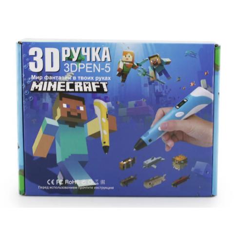 3D РУЧКА MINECRAFT W9910 рис. 1