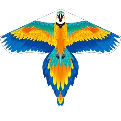 Воздушный змей VZ2109 (300 шт)Попугай,140 см рис. 1