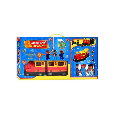 Limo Toy Маленький паровозик (0440)