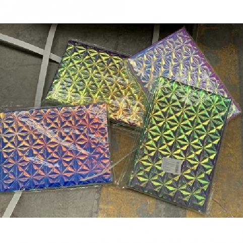 Блокнот с голограммой А5 ST01412 (100шт) рис. 1