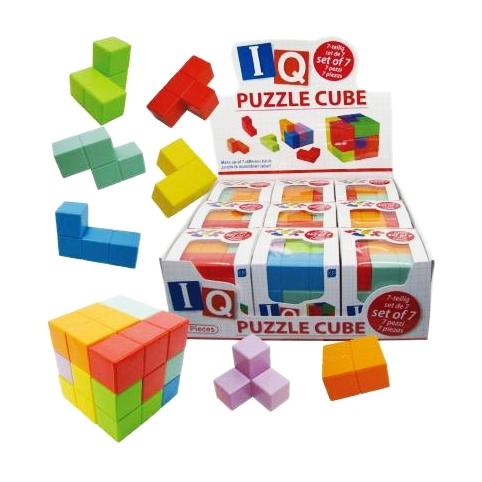 Кубик-пазл Puzzle Cube 75 мм (656А)
