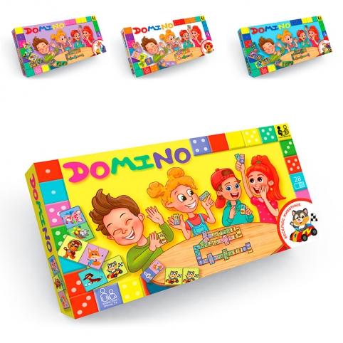 """Настільна гра """"Доміно"""" NEW (12) рис. 1"""