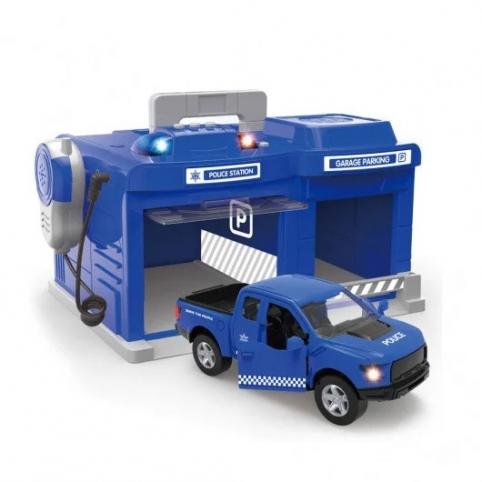 Паркінг Поліцейський гараж CLM-556