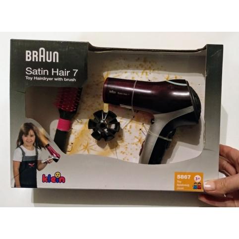 Набор для ухода за волосами  фен Braun