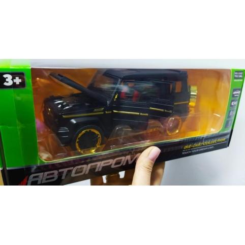 Машина метал 7688MB Mercedes-benz