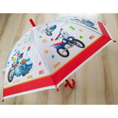 Зонт для мальчика купол 60 см (UM 5901)