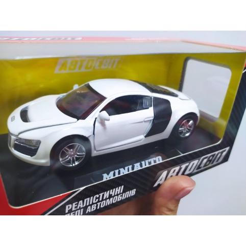 Машина АвтоСвіт инерционная металлическая (AS-2657)