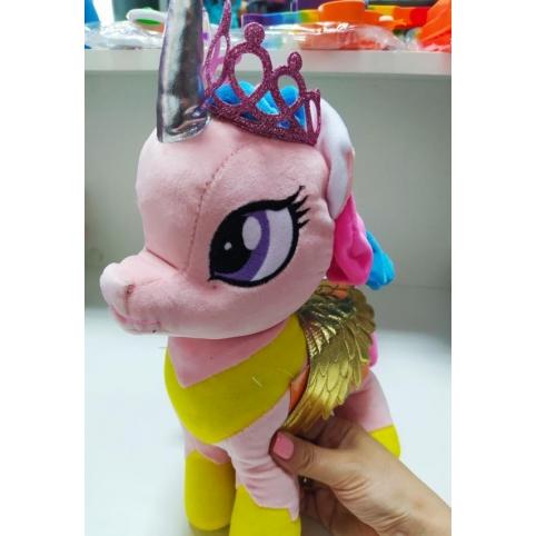 Мягкая игрушка Поні рожева Копиця