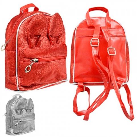 Рюкзак с ушками и блестками ST01856