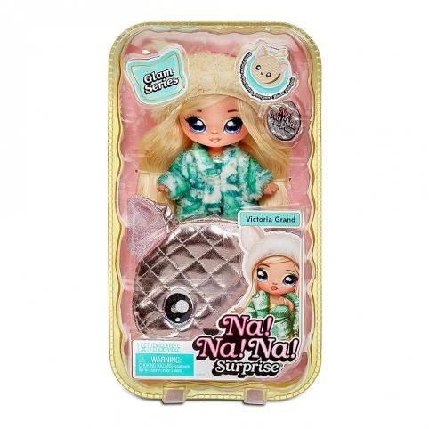 Набор с куклой серии NA!NA!NA! Glam Виктория Гранд (с аксессуарами)