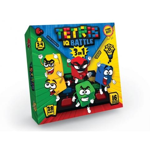 "Розважальна гра ""Tetris IQ battle 3in1"" укр (10) рис. 1"