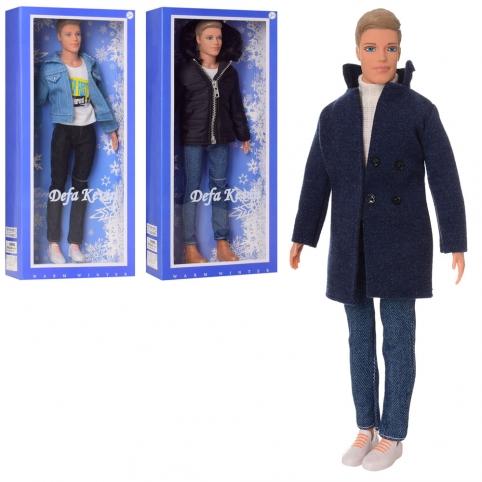 Кукла DEFA 8427 (24шт) Кен, 30см, 3вида, в кор-ке, 15,5-33,5-6см рис. 1