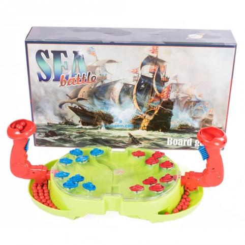 Набор игра Морской бой ОРИОН 670 рис. 1