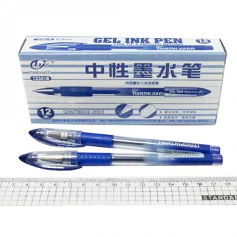 TZ501B Р-ка гел. син. Tianjiao (с грипом) рис. 1
