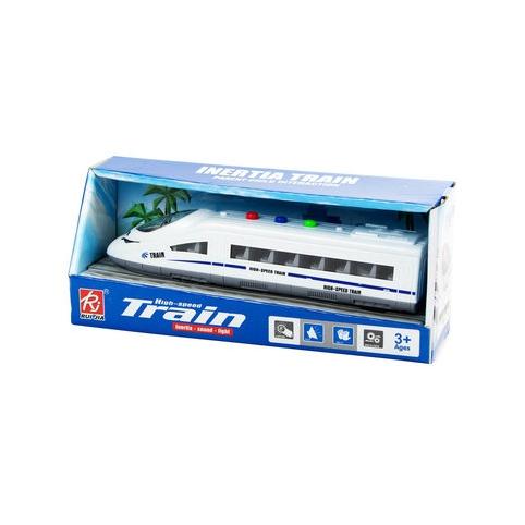 поезд Shantou Jinxing Электричка с эффектами (RJ6681A)