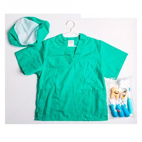 Костюм доктора-стоматолога KN8006-1A