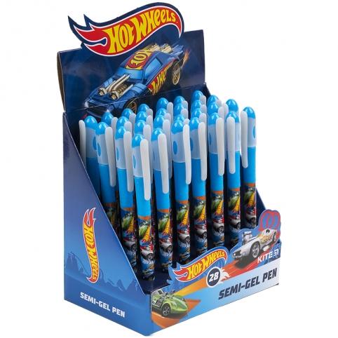 Ручка масляная Kite Hot Wheels HW21-033