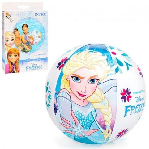 Надувной мяч FR Intex 58021 Холодное сердце