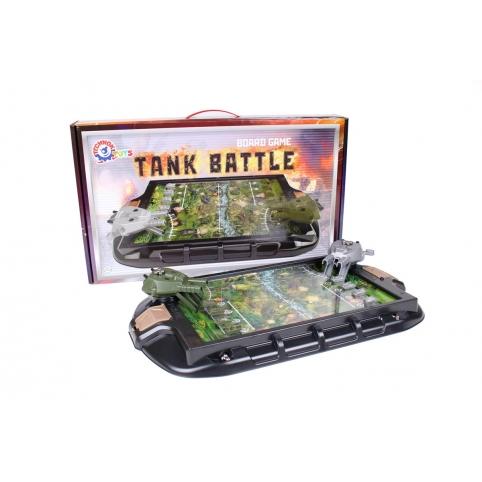 """Настільна гра """"Танкові баталії ТехноК"""", Арт.5729 рис. 1"""