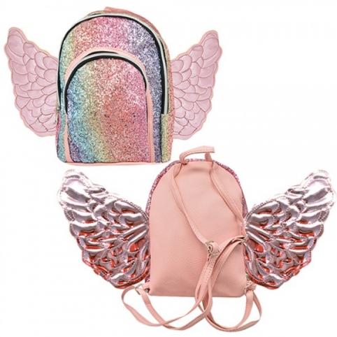 Рюкзак с крылами и блестками ST01944