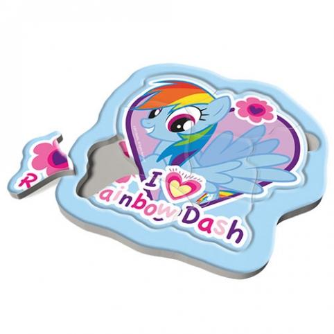 Пазлы 36118 (48шт) Trefl, Hasbro,My Little Pony, макси, 8дет, в кор-ке, 21,5-21,5-1см рис. 1