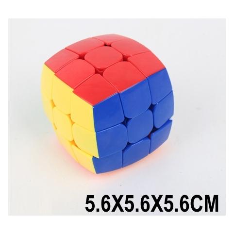 Кубик Рубика в п/э 5,6*5,6*5,6см /120-2/ рис. 1