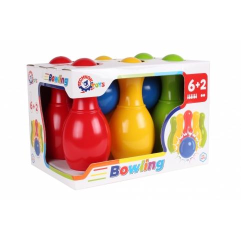 """Іграшка """"Набір для гри в боулінг ТехноК"""", арт.4692 рис. 1"""