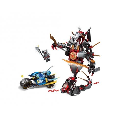 JVToy Битва із демоном JVToy-16002-1.jpg