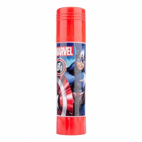 """Клей-олівець YES, 8г, PVA """"Marvel"""" рис. 1"""