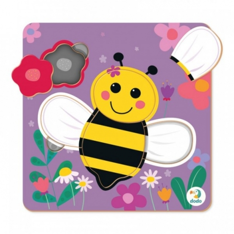 Пазл-сортер Бджілка 300358
