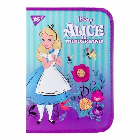 """Папка для праці YES пласт. на блискавці FC """"Alice"""" рис. 1"""