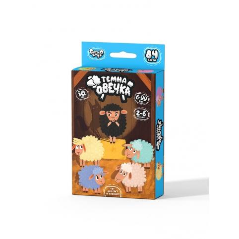 """Розважальна та розвиваюча настільна гра """"Темна овечка"""" укр.(32) рис. 1"""