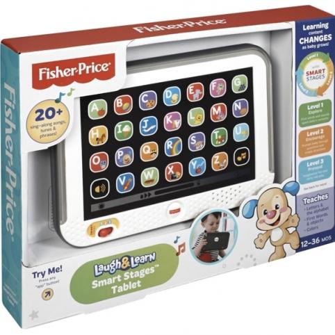 Розумний планшет з технологією Smart Stages (укр.) Fisher-Price рис. 1