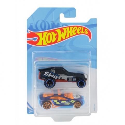 Набор из 2-х базовых машинок Hot Wheels (в асс.) FVN40