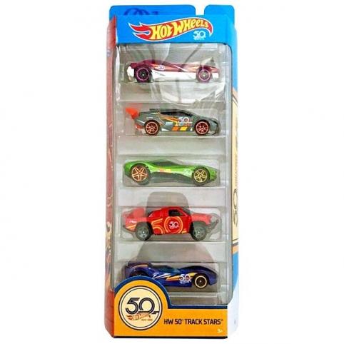Подарочный набор автомобилей Hot Wheels 1806-FKT53