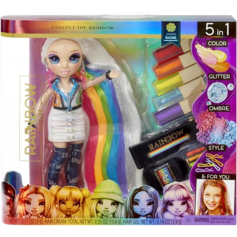 Кукла Rainbow High Стильная прическа с аксессуарами (569329)