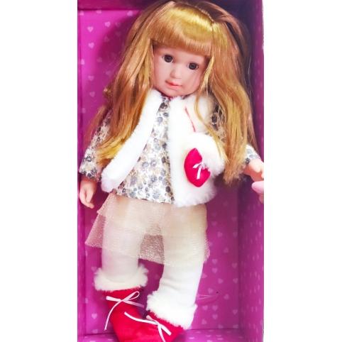 Кукла M 4512 I UA мягконабивная