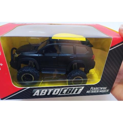 Машинка Внедорожник (AS-2037) АвтоСвіт