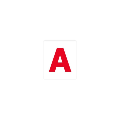 Комплект карточек «Буквы» МИНИ (рус. язык)