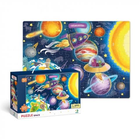 Пазл DoDo Космос 300141 100 элементов