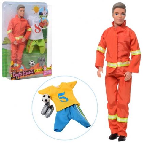 Кукла с нарядом DEFA 838  Кен