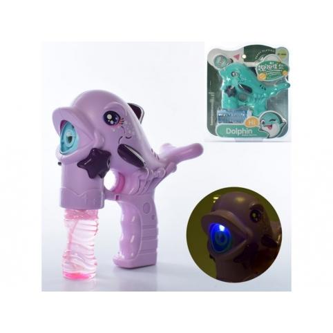 Мыльные пузыри Дельфин DF-6063