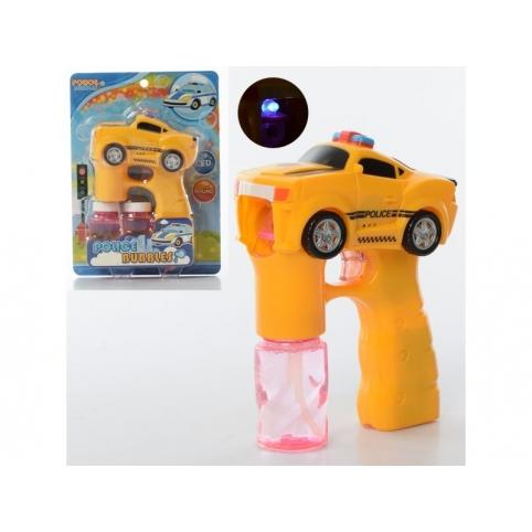 Мыльные пузыри пистолет-машинка HT8083