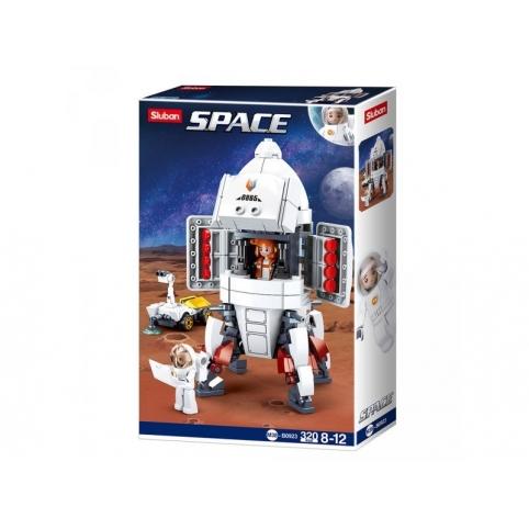 Конструктор SLUBAN космічна ракета