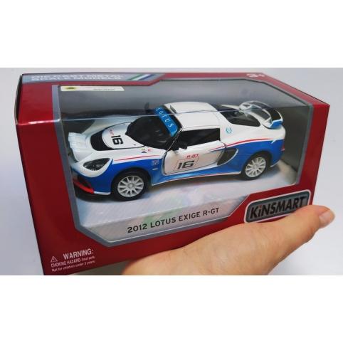 Машинка Lotus (KT5362W)